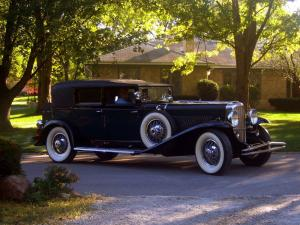 Duesenberg J159/2190 Town Car by Barker '1929