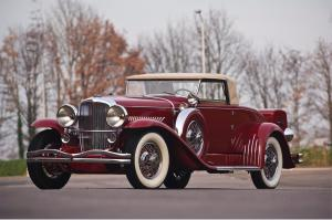 1929 Duesenberg J219/2239 Convertible Coupe SWB by Murphy