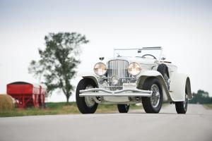 1929 Duesenberg Model J Disappearing Top Convertible Coupe by Murphy
