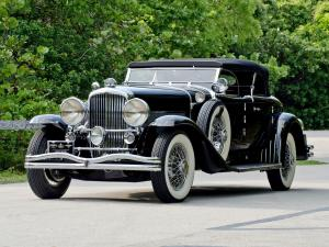 1930 Duesenberg J255/2276 Torpedo Phaeton Walker LaGrande Replica Body by Roxas