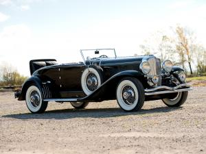 1930 Duesenberg J357/2388 Convertible Coupe SWB by Murphy