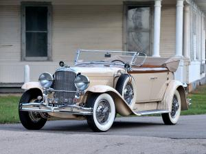 Duesenberg J391/2315 Convertible Berline LWB by Murphy 1930 года