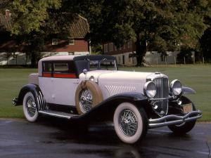 Duesenberg J160/2358 Victoria Coupe SWB by Judkins 1931 года