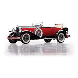 1931 Duesenberg J395/2414 Convertible Coupe SWB by Murphy