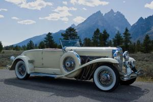 Duesenberg J401/2410 Convertible Coupe SWB by Murphy 1931 года