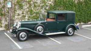 1931 Duesenberg J418/2467 Town Car by Wood