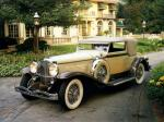 Duesenberg J441/2460 Convertible Victoria SWB by Rollston 1931 года