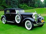 Duesenberg J446/465 Convertible Berline LWB by Franay 1931 года