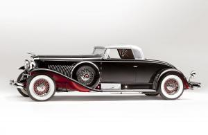 1931 Duesenberg J460/2478 Coupe (Aluminum Mimicking Soft-Top) by Murphy