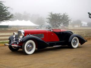 1931 Duesenberg J465/2509 French True Speedster SWB by Figoni