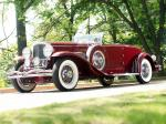 Duesenberg SJ298/2386 Convertible Coupe SWB by Murphy 1931 года