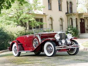 1931 Duesenberg SJ298/2386 Convertible Coupe SWB by Murphy
