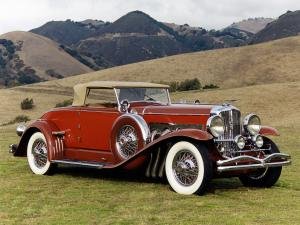 Duesenberg J284/2310 Convertible Coupe SWB by Murphy 1932 года