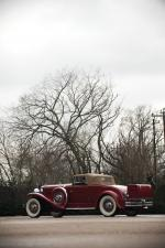 Duesenberg J340/2364 Convertible Coupe SWB by Murphy 1932 года