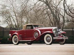 Duesenberg J340/2364 Convertible Coupe SWB by Murphy