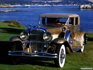 1932 Duesenberg J468/2489 Beverly Berline by Murphy