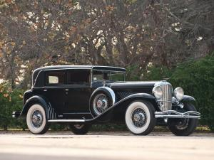 1932 Duesenberg J486/2504 Sedan SWB by Derham