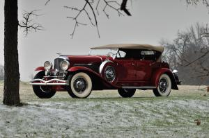1932 Duesenberg SJ463/2480 Dual Cowl Phaeton LWB by LaGrande-Union City