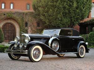 Duesenberg J384/2535 Convertible Victoria SWB by Rollston 1933 года