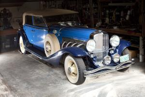 1933 Duesenberg J425/2437 Convertible Berline by Murphy