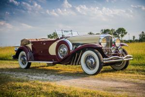 Duesenberg SJ510/2540 Phaeton LWB by LaGrande-Union City 1933 года