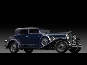 Duesenberg SJ512/2538 Beverly Berline LWB by Murphy 1933 года