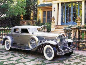 Duesenberg SJ513/2539 Arlington Torpedo Sedan Twenty Grand LWB by Rollston 1933 года