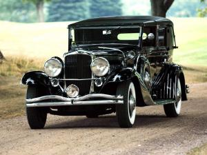1934 Duesenberg J Town Car by Rollston