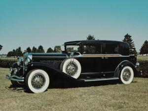 1934 Duesenberg J343/2361 Berline LWB by Willoughby