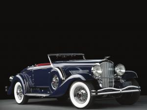 1934 Duesenberg J534/2560 Convertible Coupe by Walker-LaGrande