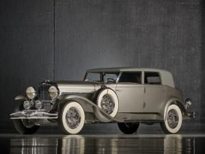 1934 Duesenberg J546/2574 Torpedo Berline LWB by Rollston