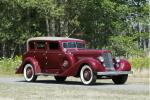 Duesenberg J310/2144 Sedan by Derham 1935 года
