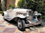 Duesenberg SSJ563/2594 Roadster by LaGrande-Central 1935 года