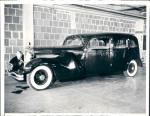 Duesenberg J587/2613 Throne Car Father Divine Limousine by Bohman & Schwartz 1937 года