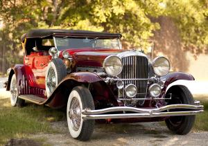 1978 Duesenberg J Dual Cowl Sport Phaeton Re-Creation by Glenn Pray
