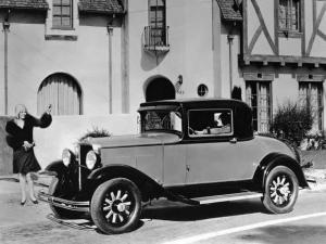 1929 Durant Model 4-40 Coupe