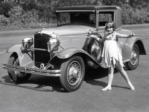 1929 Durant Model 6-70 Coupe