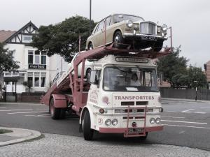 1965 ERF LV 64G Tow Truck