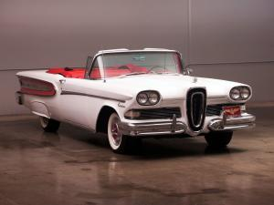 Edsel Citation 2-Door Convertible