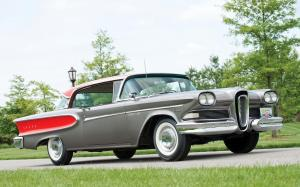 Edsel Citation 2-Door Hardtop 1958 года