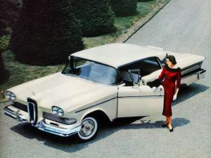 Edsel Citation 4-Door Hardtop