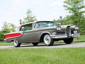 Edsel Corsair 2-Door Hardtop 1958 года
