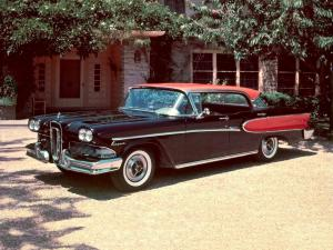 Edsel Corsair 4-Door Hardtop