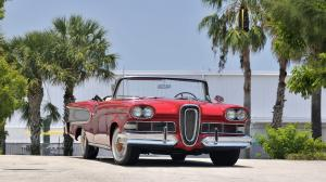 Edsel Pacer 2-Door Convertible