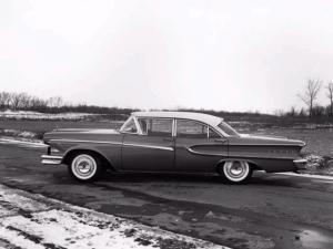 Edsel Pacer 4-Door Sedan