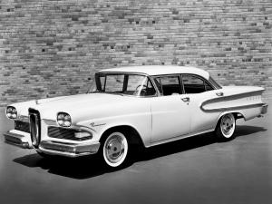 1958 Edsel Ranger 4-Door Sedan