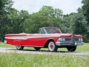 Edsel Corsair 2-Door Convertible 1959 года