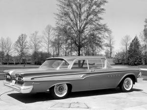 Edsel Corsair 2-Door Hardtop 1959 года