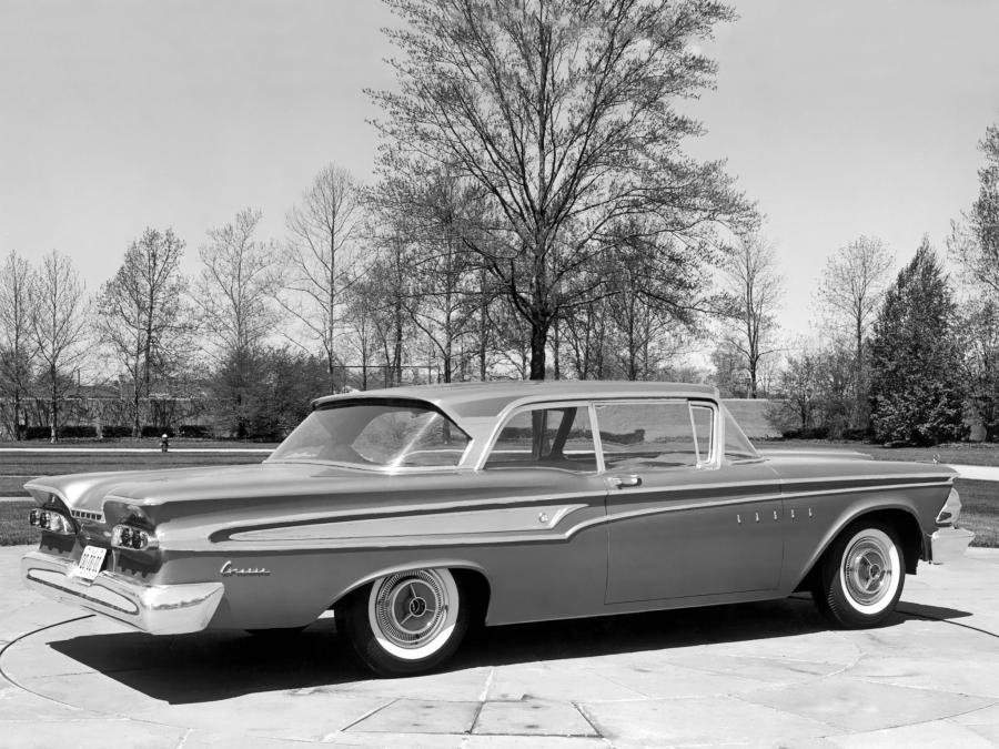 Edsel Corsair 2-Door Hardtop