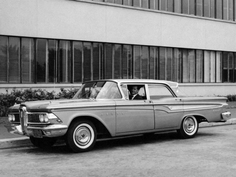 Edsel Corsair 4-Door Sedan